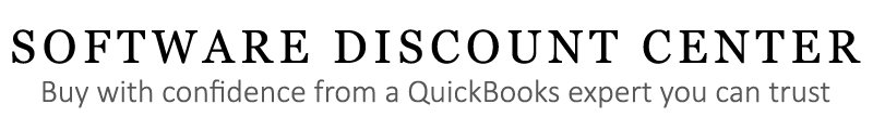 Download QuickBooks | Software Discount Center